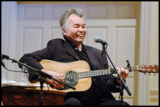 John Prine at the Library of Congress 2005