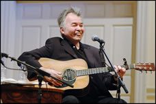 John Prine at the Library of Congress