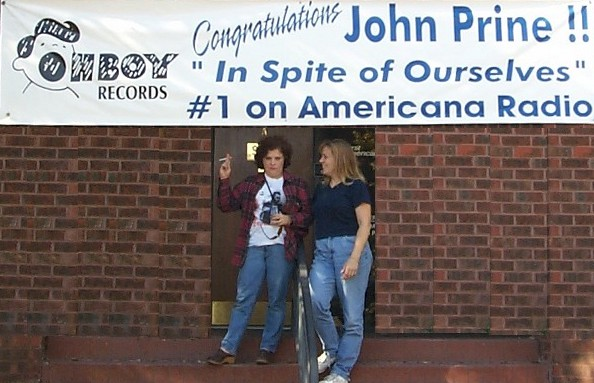 John Prine Nashville TN Concert | Prine Shriner Gathering